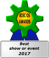 Best Show or Event 2017