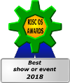 Best Show or Event 2018